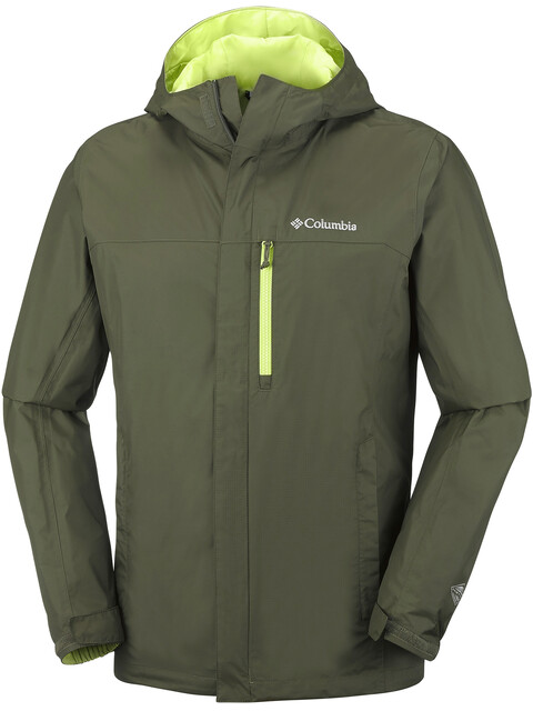 Columbia M's Pouring Adventure II Jacket peatmoss